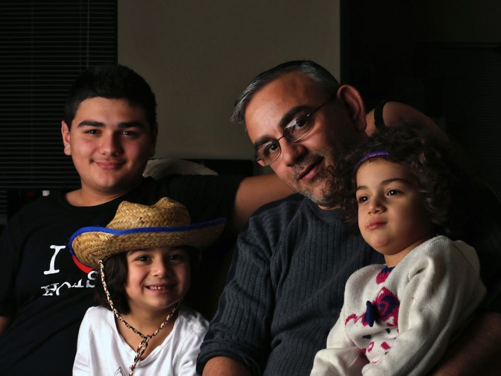Forced to flee Syria and start over, a family adjusts to a state that suddenly doesn't want them.