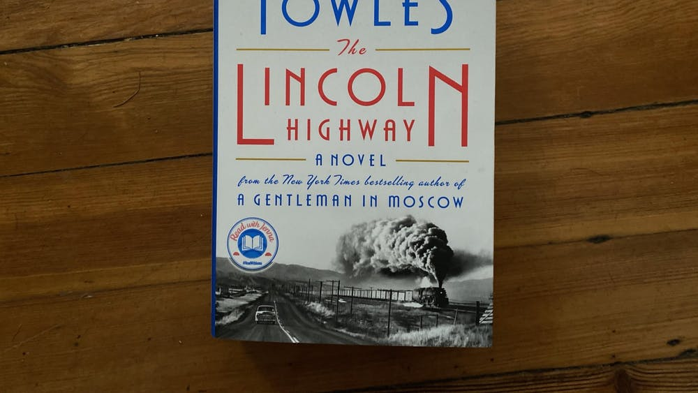 """Amor Towles released his novel """"Lincoln Highway"""" on Oct. 5, 2021."""