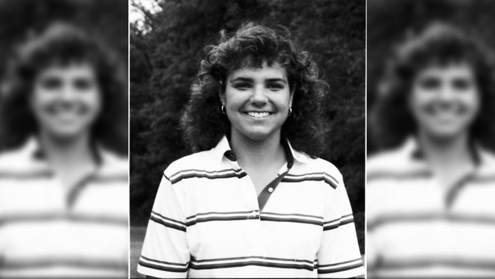Former IU women's basketball and women's golf player Courtney Cox Cole died Sunday in Noblesville, Indiana. She played on the 1991 women's basketball WNIT runner-up team, and qualified for the NCAA women's golf tournament twice in her career.