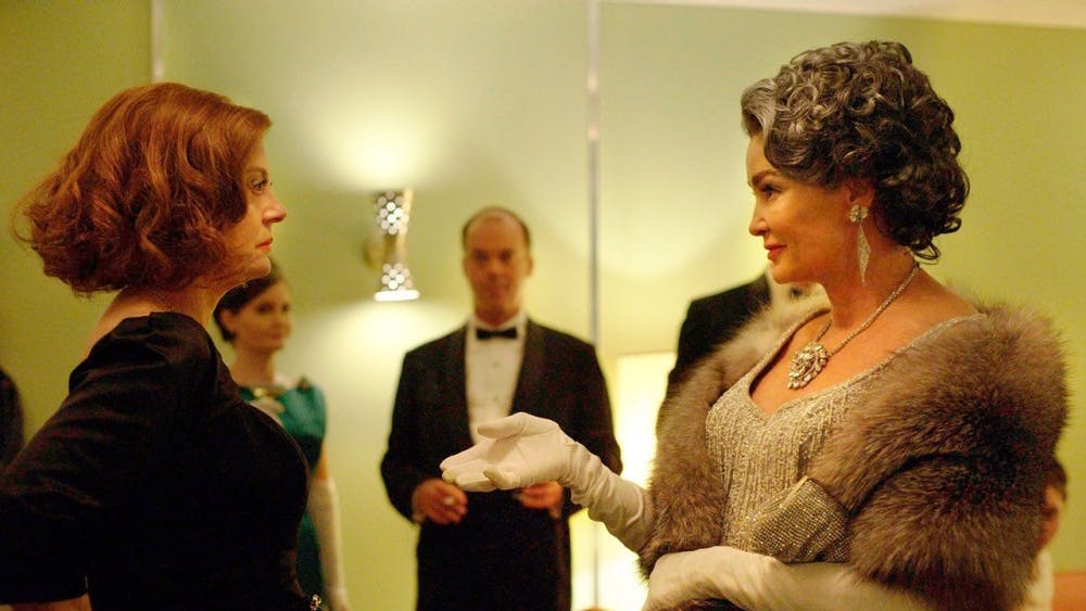 """Susan Sarandon and Jessica Lange star in """"Feud"""" on FX."""