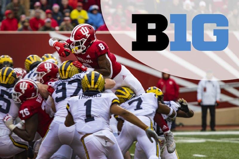 Big Ten sports filler
