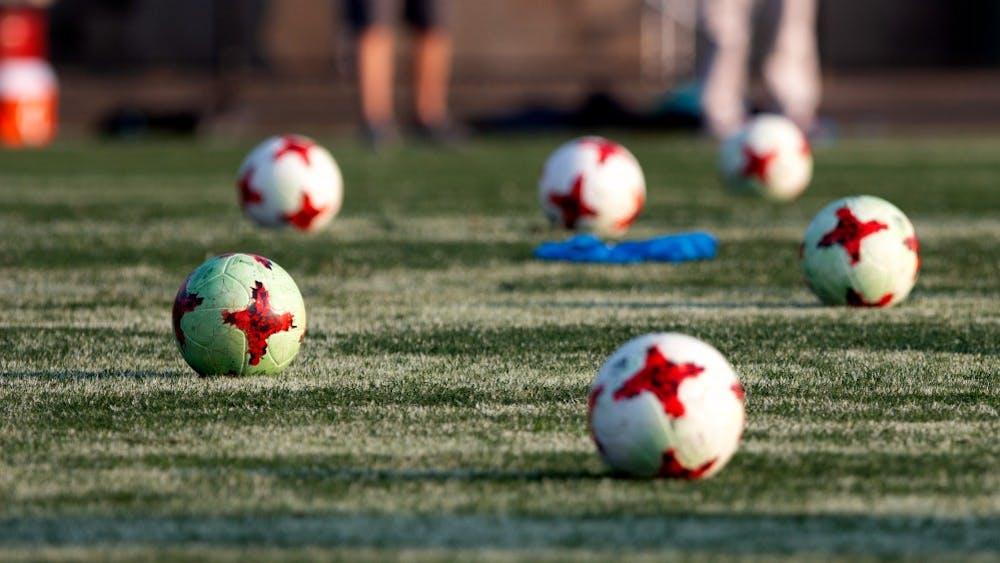 IU women's soccer tied Michigan 0-0 Sunday in Ann Arbor, Michigan.