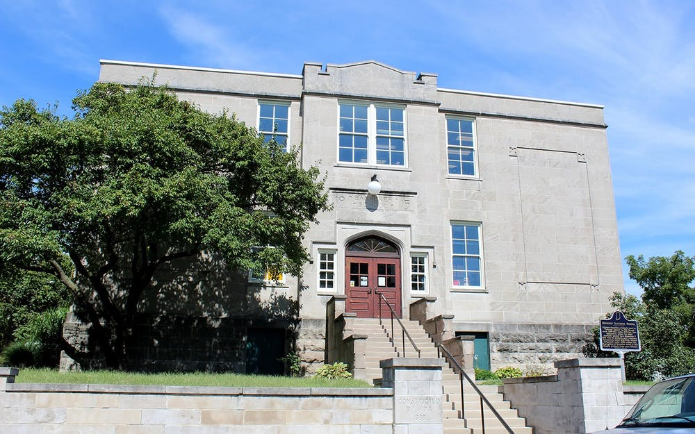 The Banneker Community Center is located at 930 W. Seventh St. The center was founded in 1954 and supports the Black community through its free meal programs for youth, among other initiatives.