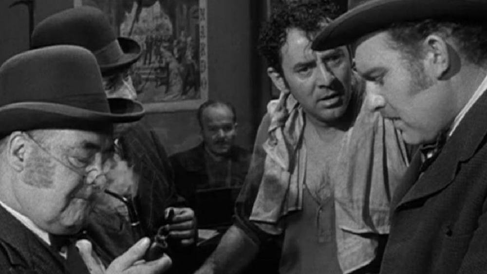 """Samuel Fuller's 1952 film """"Park Row"""" is a tribute to American journalism."""