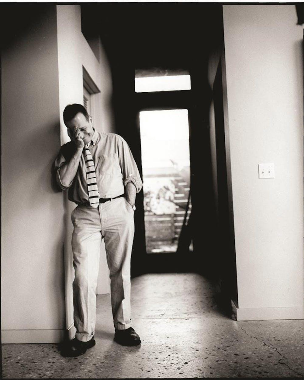 <p>On Thursday night, Comedian David Sedaris will perform various never-before-seen pieces at 8 p.m. at the IU Auditorium.</p>