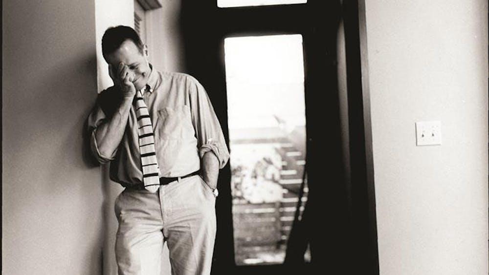 On Thursday night, Comedian David Sedaris will perform various never-before-seen pieces at 8 p.m. at the IU Auditorium.