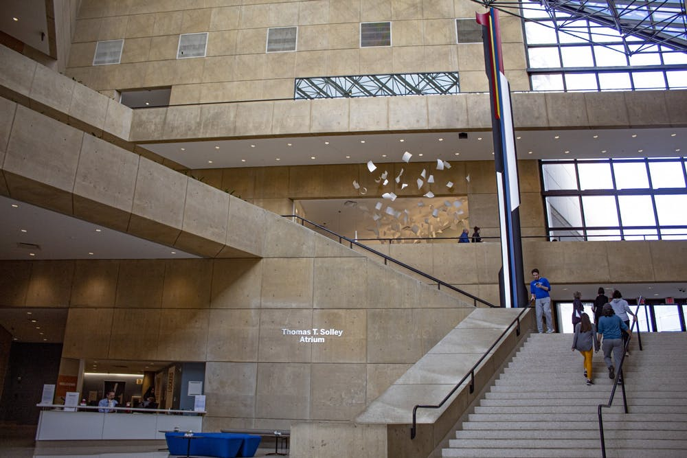 <p>Three weeks after the reopening of the Eskenazi Museum of Art, the Luzetta and Del Newkirk Cafe and Gift Shop inside the museum will be closed for the remainder of the semester. </p>