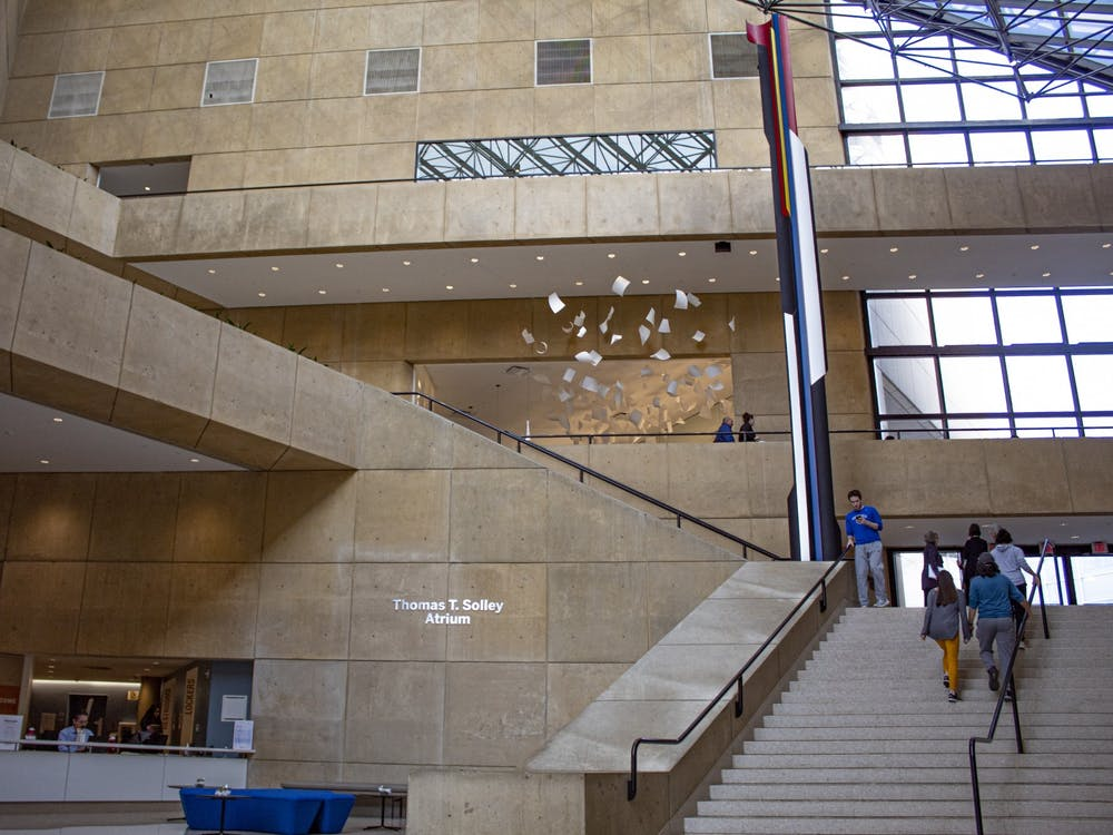 Three weeks after the reopening of the Eskenazi Museum of Art, the Luzetta and Del Newkirk Cafe and Gift Shop inside the museum will be closed for the remainder of the semester.
