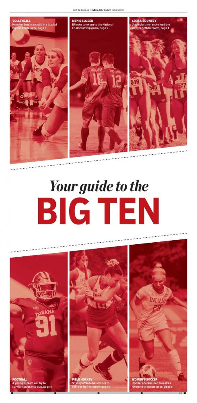 2018 Big Ten Guide