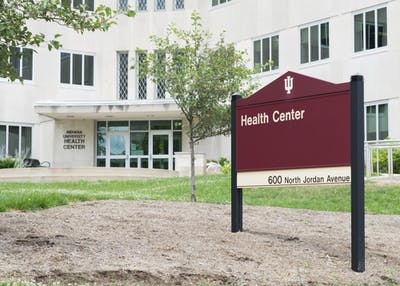 The IU Health Center is located at 10th Street and Jordan Avenue. A public safety advisory sent out Friday by the Office of Public Safety and Institutional Assurance warned students and staff about the dangers of coronavirus.