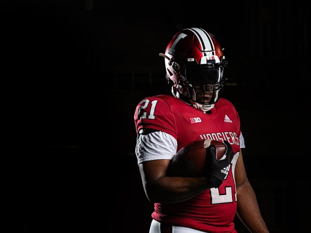 No. 17 ranked IU football will wear throwback uniforms for its home matchup against No. 8 ranked University of Cincinnati on Sept. 18. The uniforms are inspired by the IU teams of the 1980s and 1990s, according to an IU Athletics press release.