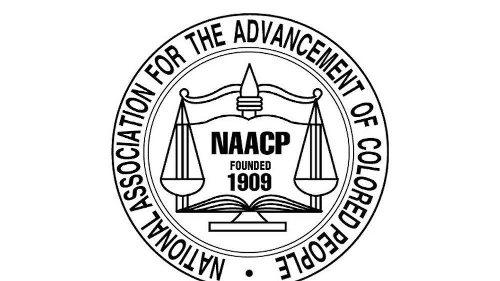 The NAACP logo