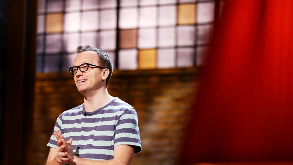 """Chris Gethard brings his one-man off-Broadway show """"Career Suicide"""" to HBO on May 6."""