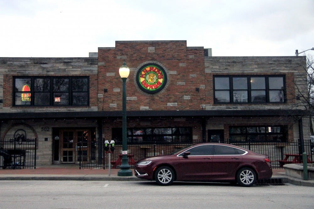 <p>Kilroy&#x27;s on Kirkwood is located at 502 E. Kirkwood Ave. KOK will reopen Friday after remaining closed for a year due to the pandemic, according to a statement released on Instagram Tuesday night.</p><p><br/></p>