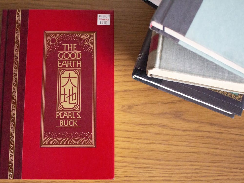 """Pearl S. Buck wrote """"The Good Earth"""" in 1931. The novel helped Buck win the Pulitzer Prize in 1932 and the Nobel Prize for Literature in 1938."""