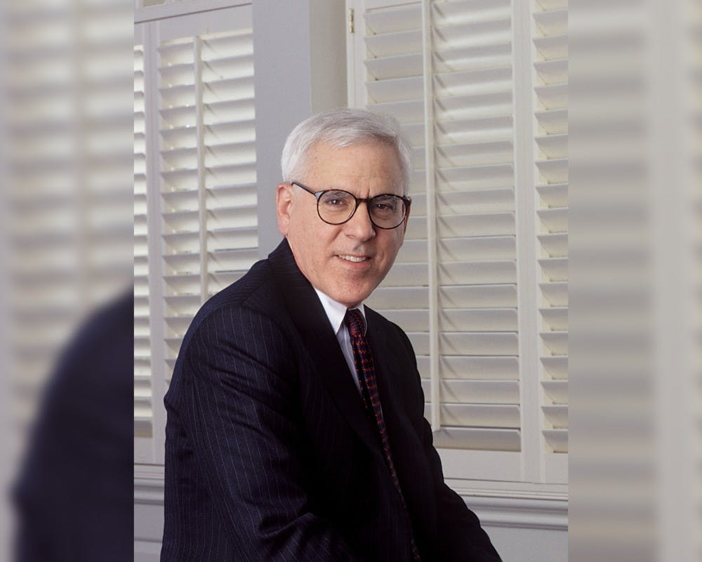 <p>David M. Rubenstein, co-founder and co-executive chairman of the private equity firm, the Carlyle Group, was announced as the 2018 winter commencement speaker. The ceremony will be 10 a.m. Dec.15 in Simon Skjodt Assembly Hall.&nbsp;</p>