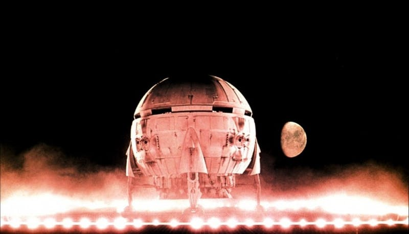 """""""2001: A Space Odyssey"""" was released in 1968. The film, directed by Stanley Kubrick, is turning 50 this year."""