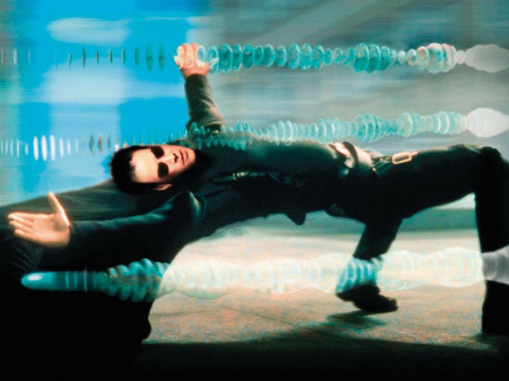 """""""The Matrix"""" will play Aug. 23 at the Buskirk-Chumley theater. The film is the final screening of the Buskirk-Chumley Theater's Summer Sci-Fi series."""