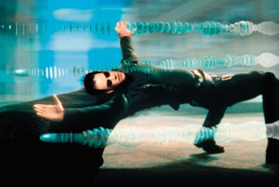 """The Matrix' will play Aug. 23 at the Buskirk-Chumley theater. The film is the final screening of the Buskirk-Chumley Theater's Summer Sci-Fi series."