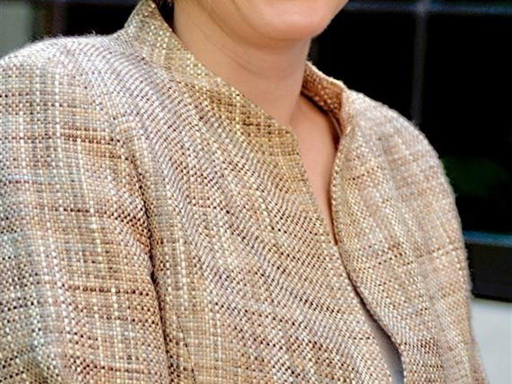 Indiana University School of Law professor Dawn Johnsen.