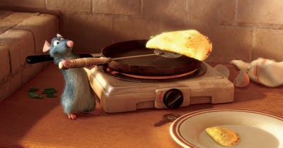"""Ratatouille"" was released in 2007. The Pixar movie features Remy the rat, whose dream it is to be a great chef."