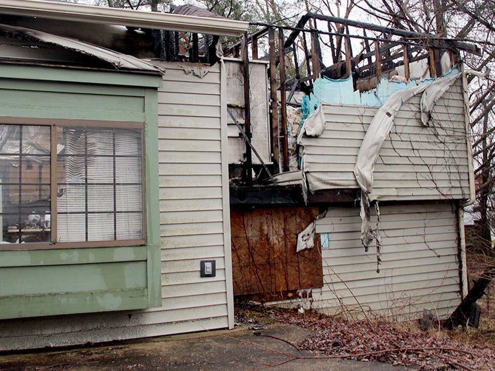 After a fire two years ago, neither the bank nor the homeowner took responsibility for demolishing this Bloomington home. At the insistence of fed up neighbors, county officials are finally stepping in.