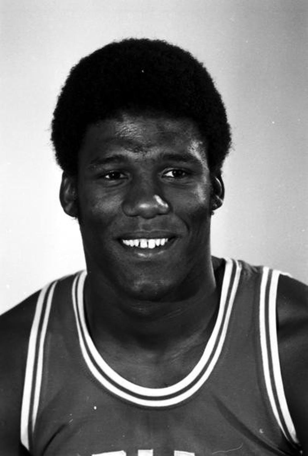 <p>Former IU men&#x27;s basketball player Wayne Radford is pictured in 1976. Radford was a member of the 1976 undefeated national championship team.</p>
