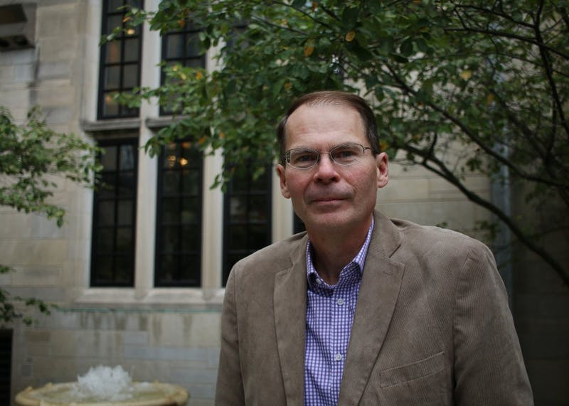 William E. Scheuerman graduated from Yale University in 1987, the same year as Brett Kavanaugh. They lived in Lawrance Hall together freshman year, he said.