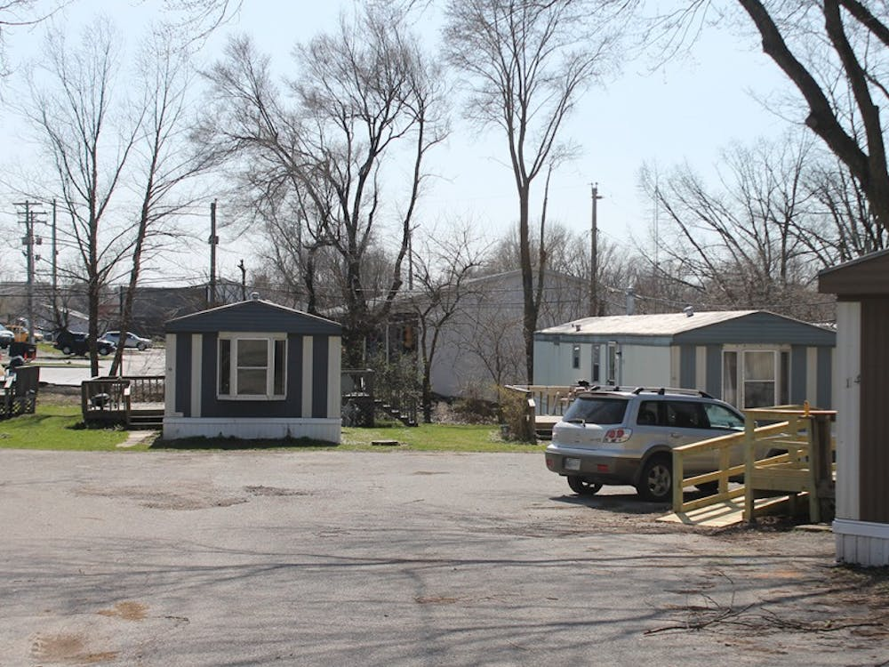 The trailer park on Service Road near third street and the 45 bypass is area three of the proposed annexation. In the upcoming weeks the city will be hearing from citizens that live in the proposed annexation areas.