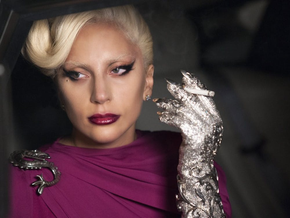 """Lady Gaga as the Countess in """"American Horror Story: Hotel."""""""