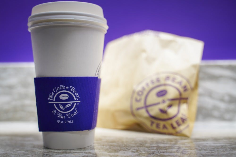 <p>Coffee Bean and Tea Leaf locations can be found in Goodbody and Bookmarket eateries on campus. The locations offer non-processed, brewed fresh coffee and tea using premium ingredients from East Africa, Latin America and the Pacific.</p>