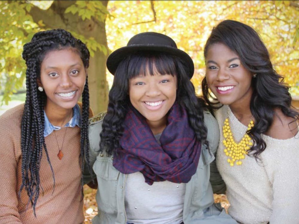 Ruta Tesfay, Leah Johnson and Shanice Sullivan lived together in an off -campus apartment last year. This year is Johnson and Sullivan's third year in an apartmenttogether, but they have since been joined by xxxxxxxx and xxxxxxxx.