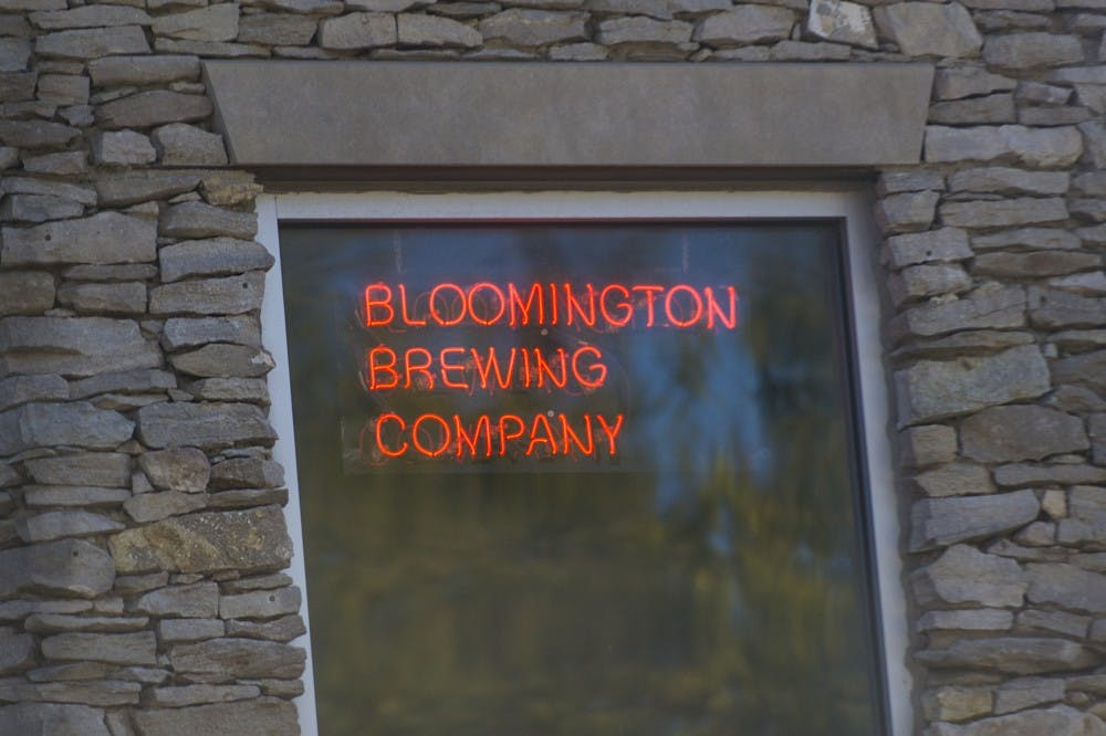 <p>The Bloomington Brewing Company moved this summer from Tenth Street to Kirkwood Avenue.</p>