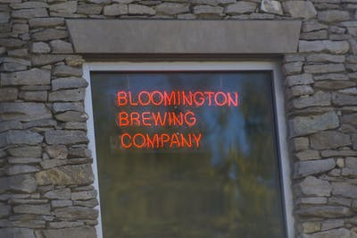 The Bloomington Brewing Company moved this summer from Tenth Street to Kirkwood Avenue.