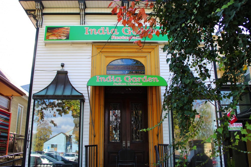 <p>India Garden moved to a larger location less than a month ago on Fourth Street.</p>