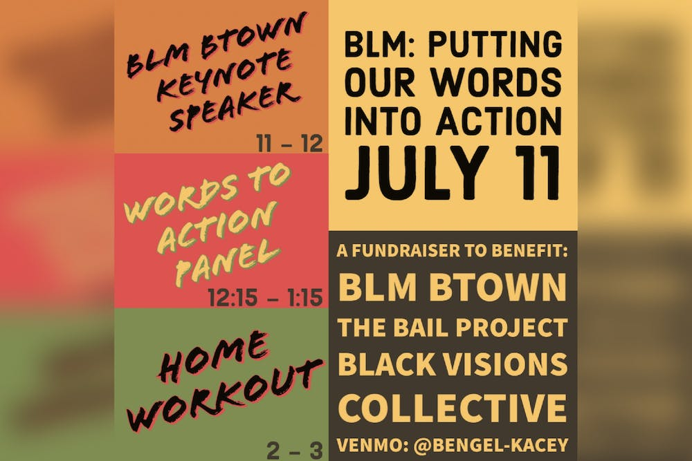 <p>A Black Lives Matter event co-sponsored by the IU Maurer School of Law will take place from 11 a.m. to 3 p.m. July 11. Donations will be accepted until Sunday.</p>