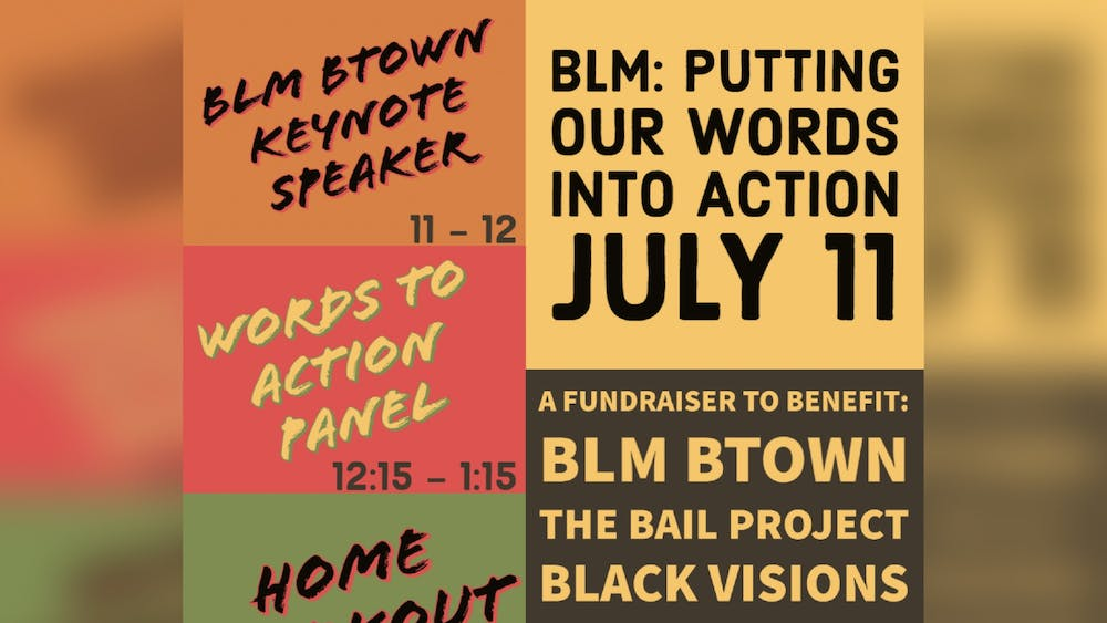 A Black Lives Matter event co-sponsored by the IU Maurer School of Law will take place from 11 a.m. to 3 p.m. July 11. Donations will be accepted until Sunday.