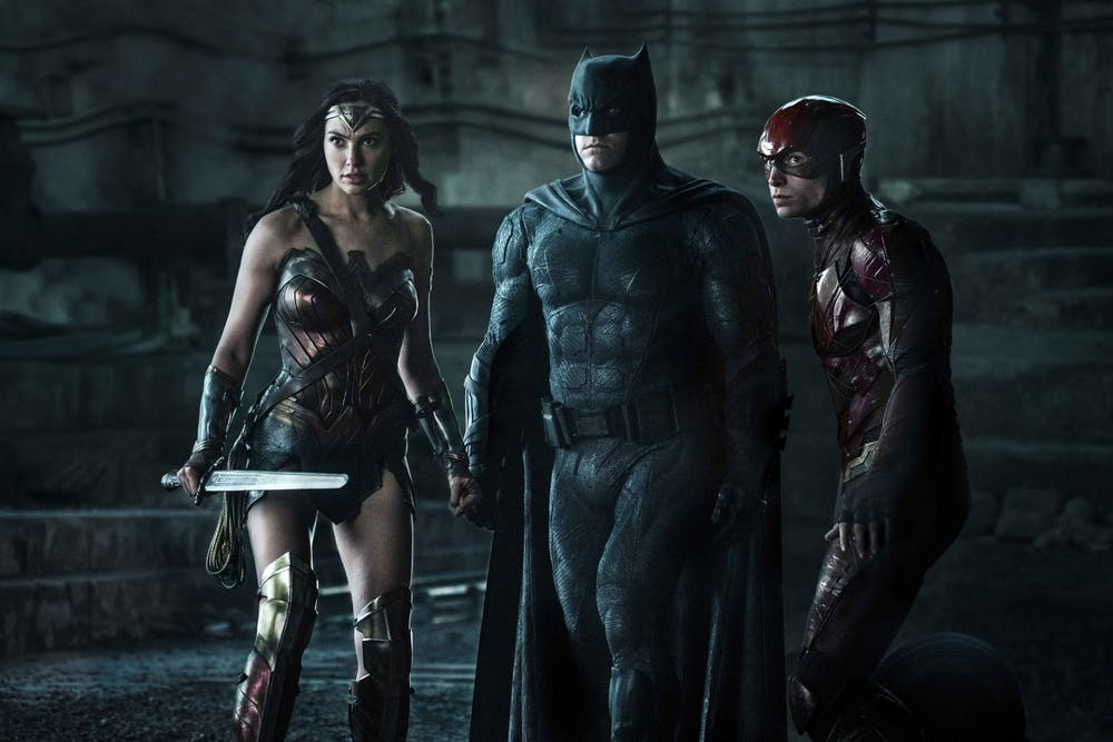 <p>A movie still from &quot;Justice League&quot; is pictured. Zack Snyder&#x27;s cut of the film added an extra two hours to the original runtime. </p>