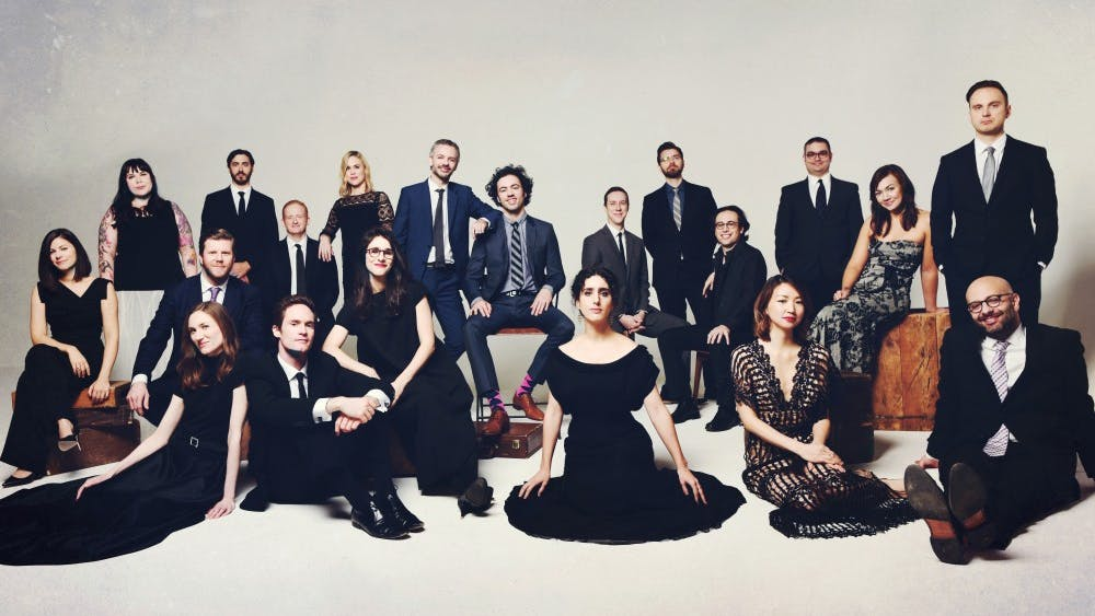 The Knights is a Brooklyn orchestra coming to the the IU Auditorium on Nov. 15. Clarinetist and composer Kinan Azmeh as well as mandolin expert Avi Avital will also perform at the concert Wednesday.