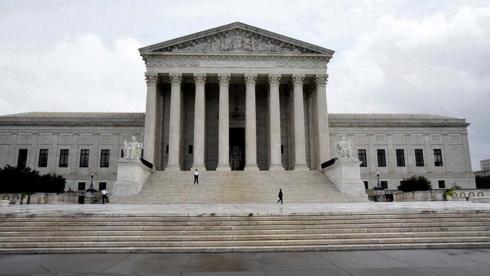 The Supreme Court of the United States in Washington, D.C., on September 25, 2018.