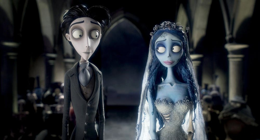 <p>&quot;Corpse Bride&quot; is a classic Halloween movie released in 2005.</p>