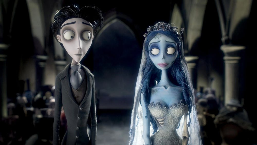 """""""Corpse Bride"""" is a classic Halloween movie released in 2005."""