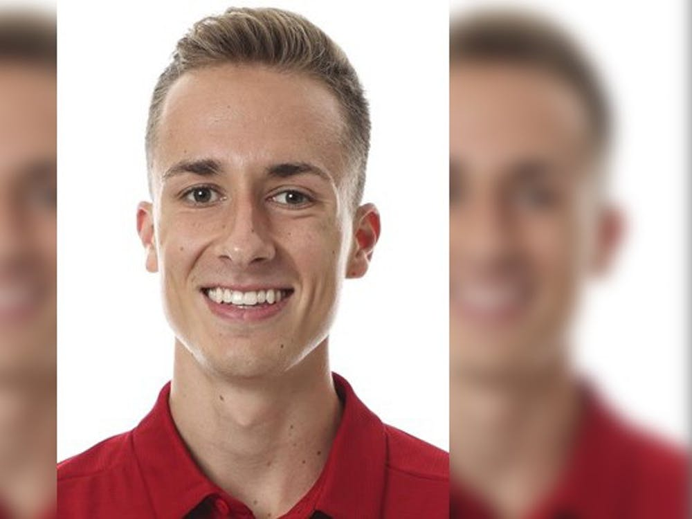 Senior Kyle Mau is one of six men's runners and seven women's runners going to the Nuttycombe Invitational this weekend in Madison, Wisconsin. It is the final meet before the postseason begins.