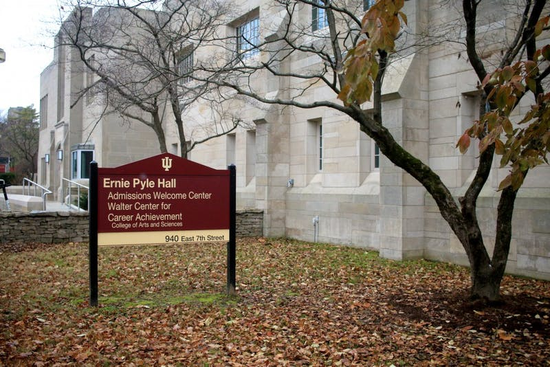The Walter Center for Career Achievement is located in Ernie Pyle Hall at 940 E. 7th St.