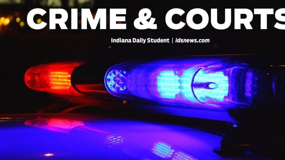 A man pulled a knife after an altercation near campus Sunday night, according to an IU-Notify alert.
