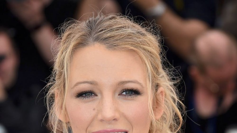 Public Domain  Blake Lively stars in new film A Simple Favor alongside Anna Kendrick
