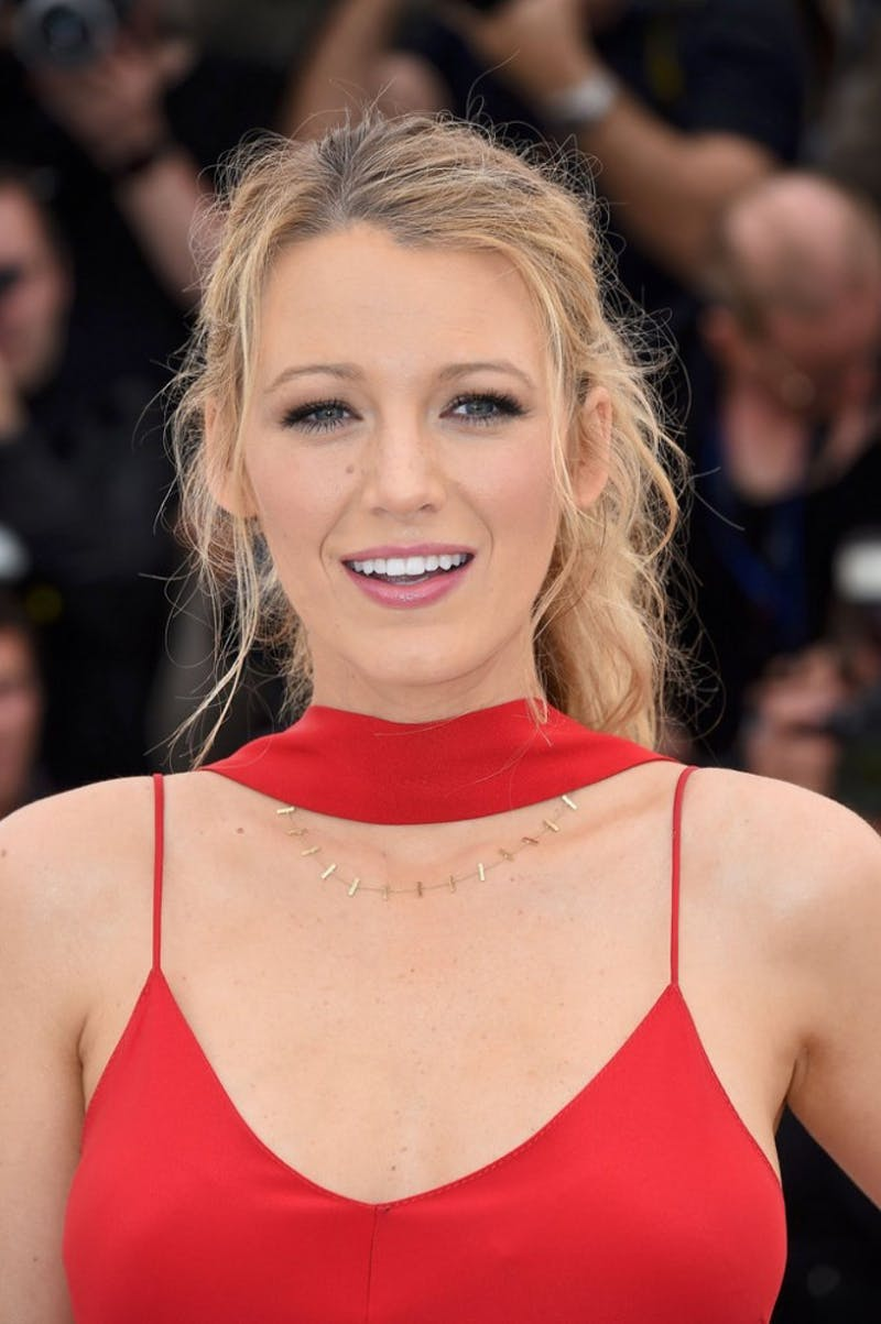 Public Domain  Blake Lively stars in new film A Simple Favor alongside Anna Kendrick