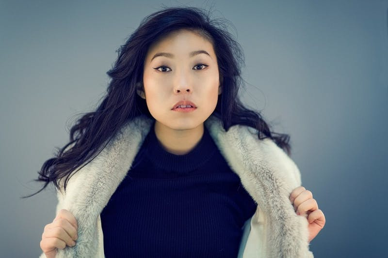 Casi Moss/ CC BY-SA 2.0 Crazy Rich Asians showcases many of Hollywood's great talents, with Awkwafina shining in a comedic role.