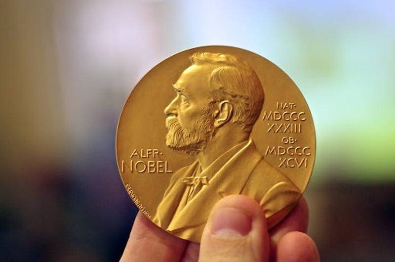 ADAM BAKER / CC BY 2.0 Science Nobel prizes have been awarded to 18 women in it's history.