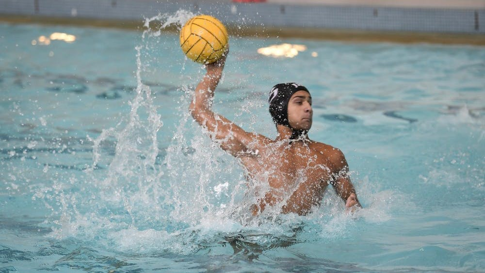 HOPKINSSPORTS.COM The water polo team got a good idea of where they lie compared to other top teams this weekend.